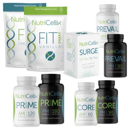 NutriCellix Products