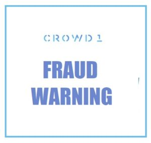 Crowd1 Securities Fraud south africa