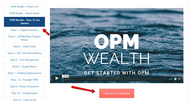 OPM Wealth scam