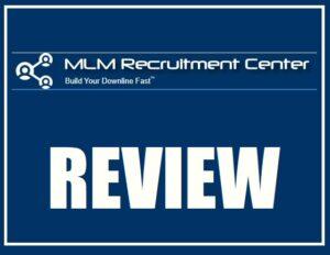 MLM Recruitment Center reviews