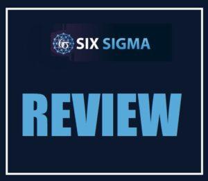 six sigma trade reviews