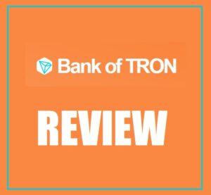 Bank Of Tron