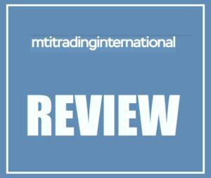 MTI Trading International reviews