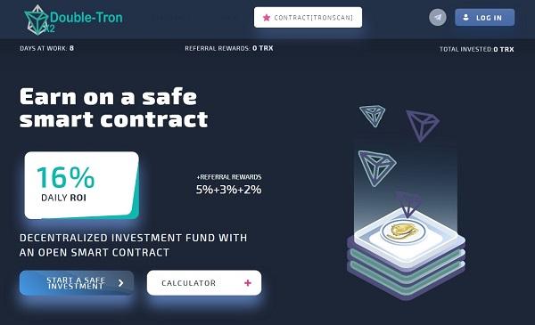 Double-Tron website