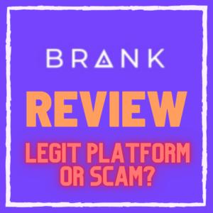 Brank reviews