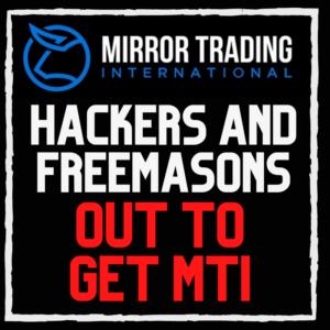 Mirror Trading International hackers freemasons