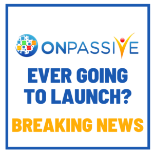 OnPassive ever going to launch