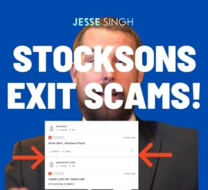 Stocksons exit scam