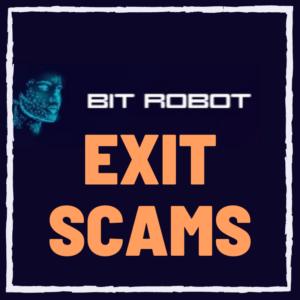 BitRobot exit scams