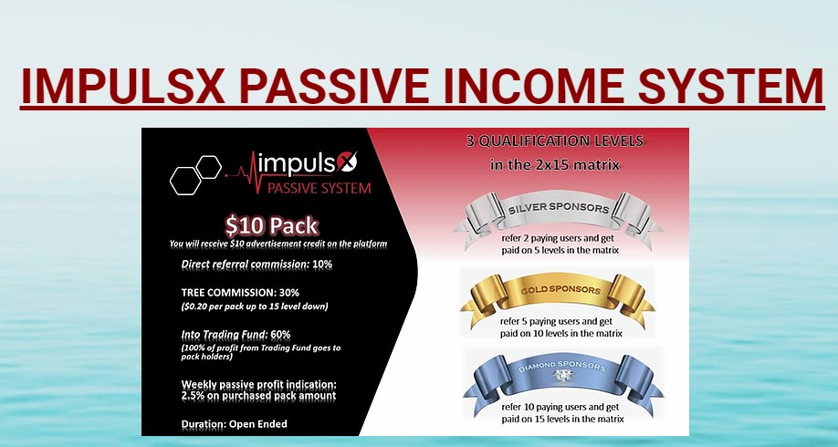 Impulsx passive