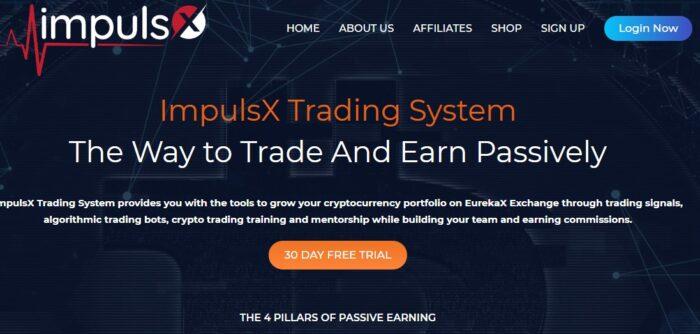 Impulsx trading