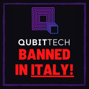 Qubittech AI banned in italy