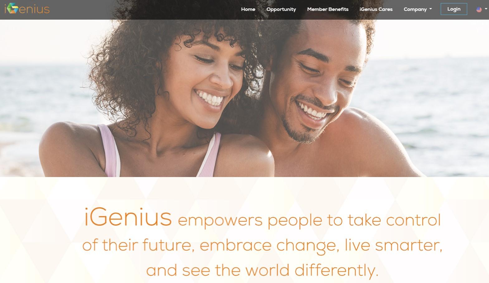 iGenius Global scam