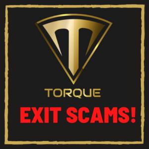 torque trading exit scams