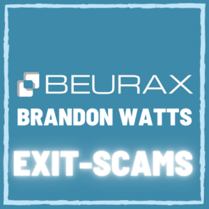 Beurax exit scams