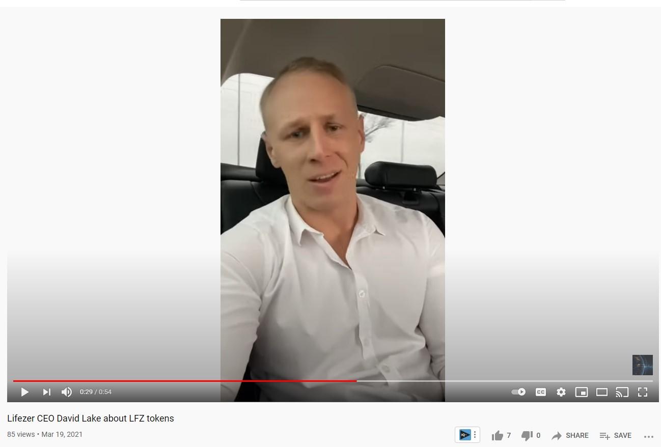 LFZ Token video