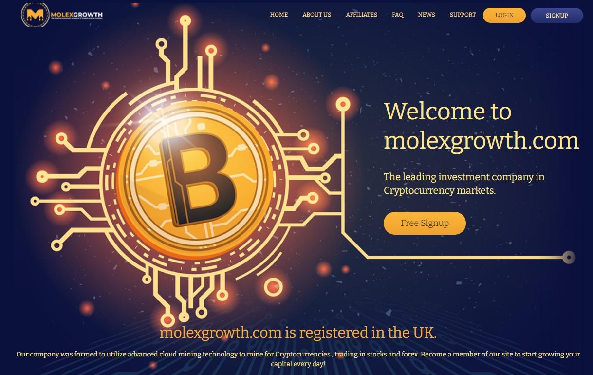 Molexgrowth scam