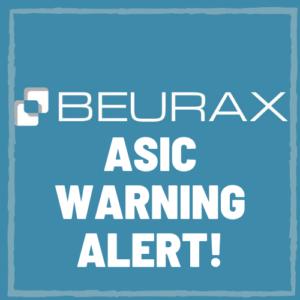 beurax asic warning alert