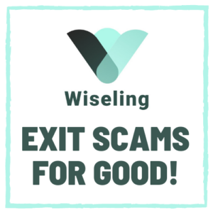 wiseling exit scams for good