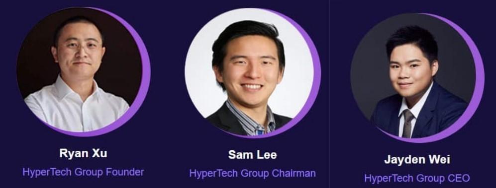 Hyperfund leadership team