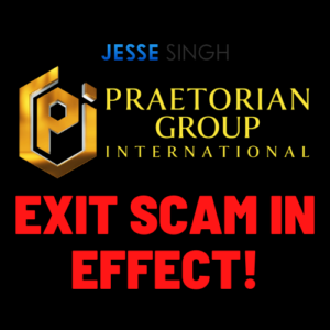 PGI Global Exit Scam In effect