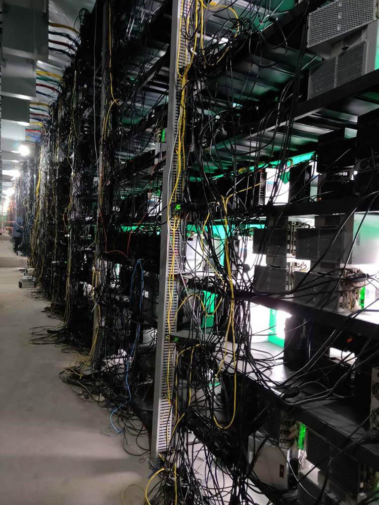 SHA-256 cloud mining