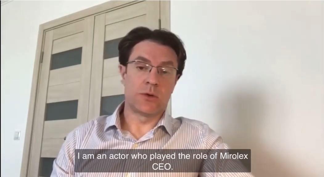 CEO Mirollex andreas kral