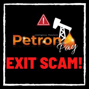 PetronPay exit scam