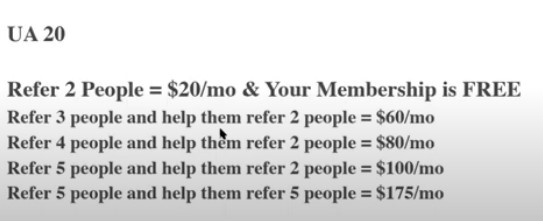 universal abundance compensation plan example image