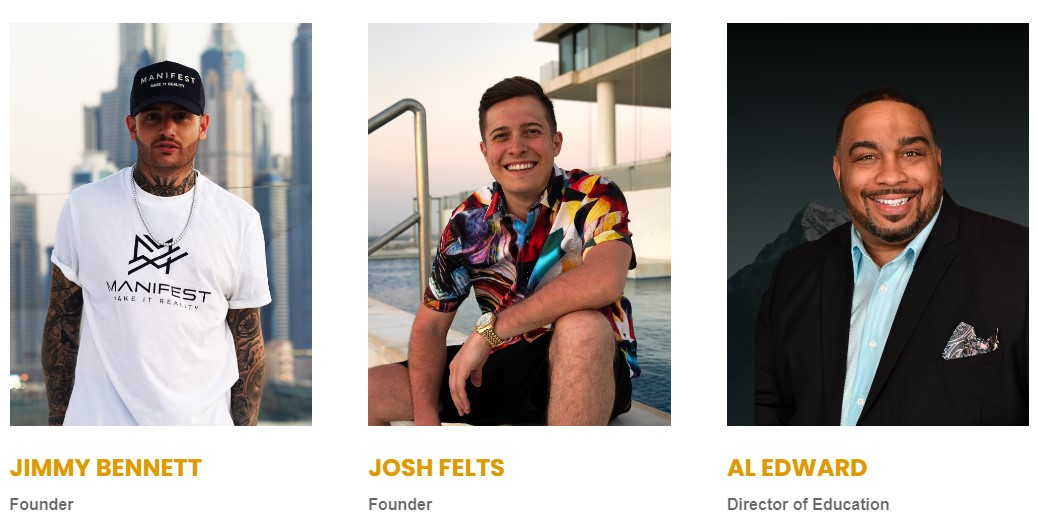 Manifest fx founders